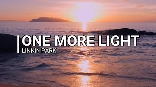 One More Light (Lyric Video)
