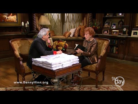 Finding Jesus in Every Book of the Bible, Part 1 - A special sermon from Benny Hinn