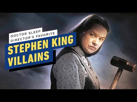 Doctor Sleep Director Mike Flanagan's Favorite Stephen King Villains - UCKy1dAqELo0zrOtPkf0eTMw