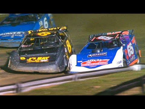 Crate Late Model Feature | Freedom Motorsports Park | 9-10-21 - dirt track racing video image