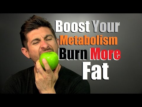 How To Boost Your Metabolism And Burn More Fat | 3 Simple Tips - UC1KbedtKa3d5dleFR6OjQMg