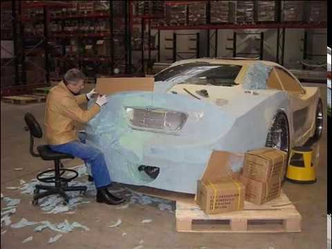 This Guy Transformed His Ugly Car Into Something Marvelous