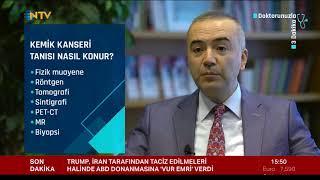 Op. Dr. Mehmet Taner Özdemir - Kemik kanseri nedir? Kemik kanseri belirtileri nelerdir? - NTV