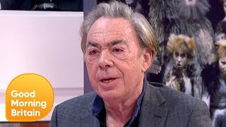 Andrew Lloyd Webber on Taylor Swift's Role in Film Adaption of 'Cats' | Good Morning Britain