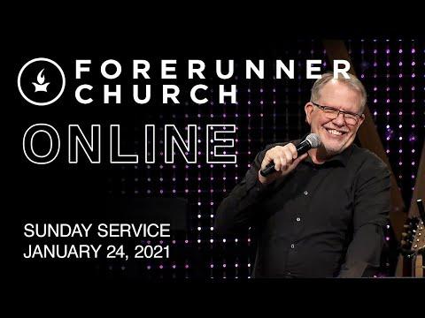 Sunday Service  IHOPKC + Forerunner Church  January 24