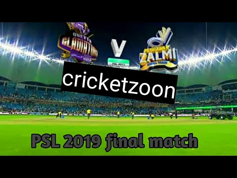 Super LEAGUE 2019 FINAL_ PESHAWAR VS QUETTA LIVE FINAL MaTCH