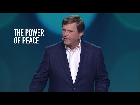 Jimmy Evans  The Power Of Peace  Stand Alone