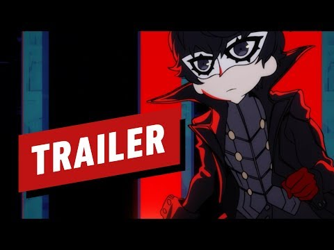 Persona Q2: New Cinema Labyrinth - Opening Cinematic (English) - UCKy1dAqELo0zrOtPkf0eTMw