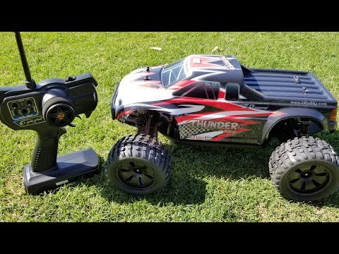 ZD Racing Thunder ZMT-10 Monster Truck Review - UCnJyFn_66GMfAbz1AW9MqbQ