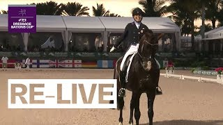 RE-LIVE | FEI Dressage Nations Cup™ - Grand Prix Special | Wellington (USA) | CDIO3*