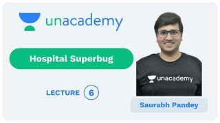 L6: Hospital Superbug | Science and Technology Plus (UPSC CSE) | Saurabh Pandey