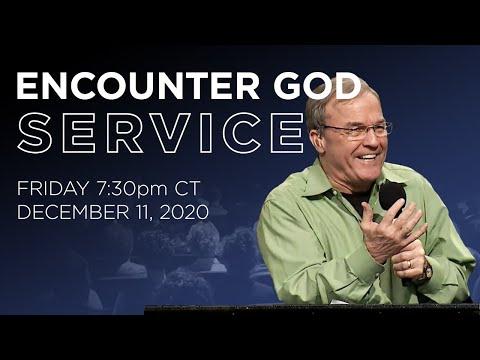 Encounter God Service Live  IHOPKC & Mike Bickle  December 11