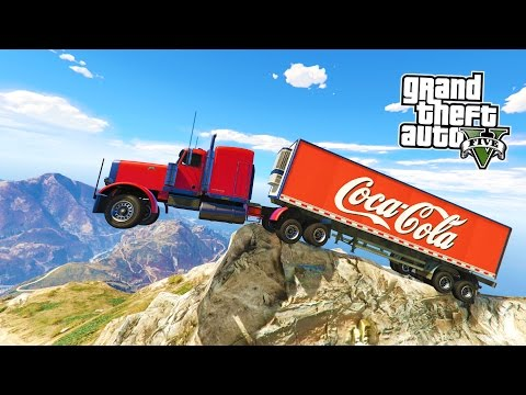 GTA 5 PC Mods - PLAY AS A TRUCKER MOD #3! GTA 5 Trucking Mod Gameplay! (GTA 5 Mods Gameplay) - UC2wKfjlioOCLP4xQMOWNcgg