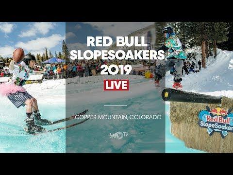 Red Bull SlopeSoakers 2019 | FULL SHOW from Copper Mountain, Colorado - UCblfuW_4rakIf2h6aqANefA
