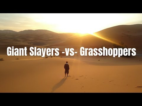Giant Slayers vs Grasshoppers  Joe Joe Dawson
