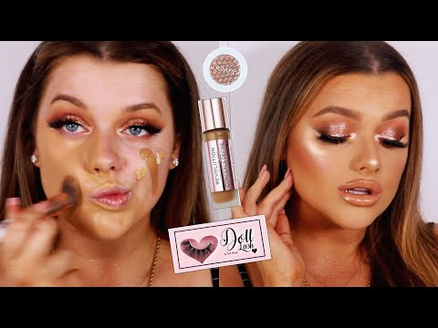 SATURDAY NIGHT GLAM using THE BEST PRODUCTS EVER!! | RACHEL LEARY - UC-Um2u0Agv8Q-OhjO6FZk1g
