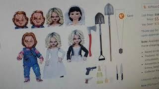 NECA - Bride of Chucky - 7