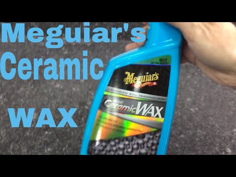 Meguiar's Hybrid Ceramic Wax!! Spray On Protection For Paint, Vinyl, Rubber, Plastic, Etc!!! - UCqZOhpSAihtUBnebhY_ro_Q