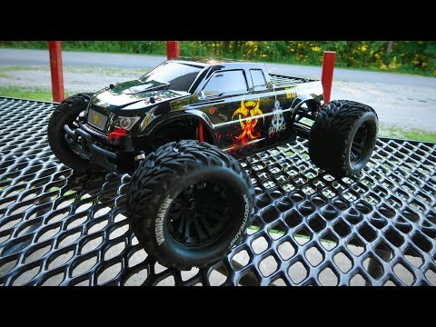 Upgraded Horizon Hobby Force RC Outbreak Bashing - TheRcSaylors - UCYWhRC3xtD_acDIZdr53huA