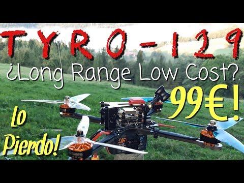 TYRO129: ¿LONG RANGE LOW COST? ¡¡Lo pierdo!! - UCMf2ohoBrB1pgErsMa21SKg