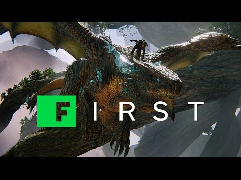 Scalebound: Dragon Armor, Giant Swords, and Flip-Kicking Dragons - IGN First - UCKy1dAqELo0zrOtPkf0eTMw