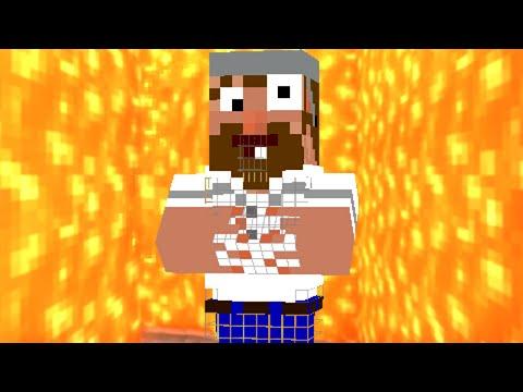Minecraft vs Zombies | ZOMBIE TORTURE!! (Crazy Dave goes CRAAAZY!!) | PvZ  Mod Showcase - default