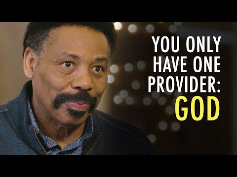 God Is Your Provider - Tony Evans Devotional