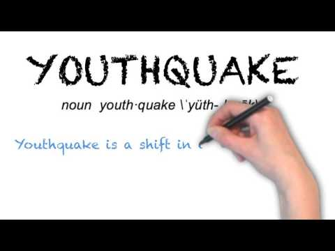 How to Pronounce 'YOUTHQUAKE'- English Grammar