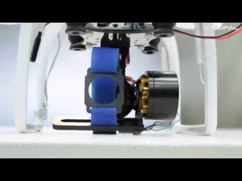 Airy Brushless Gimbal Installation - UCGrIvupoLcFCW3CIKvfNfow