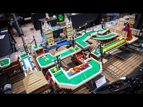 LEGO Great Ball Contraption Mini-Golf Modules! - UCiDJtJKMICpb9B1qf7qjEOA