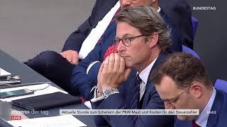 Bundestag zur Aktuellen Stunde - Rede von Kirsten Lühmann (SPD) am 26.06.19