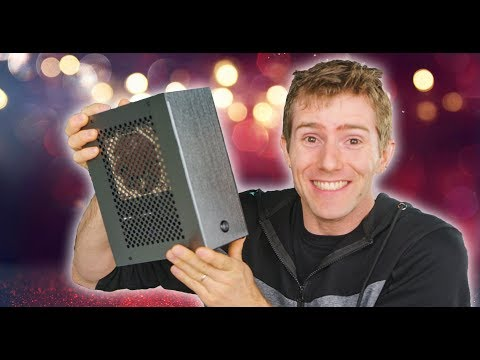 Our Smallest Gaming PC Build EVER! - Velkase Velka 3 - UCXuqSBlHAE6Xw-yeJA0Tunw