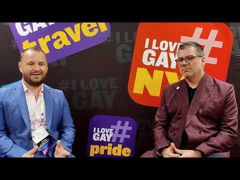 Craig Jarrett - National LGBTQ Task Force Gala