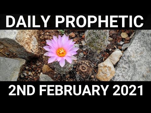 Daily Prophetic 2 February 2021 2 of 7