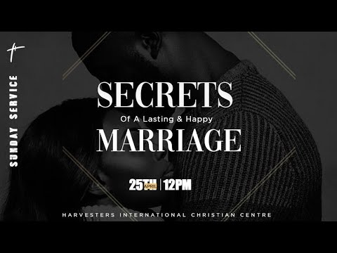 Secrets Of A Lasting And Happy Marriage  Pst Bolaji Idowu  25th April 2021
