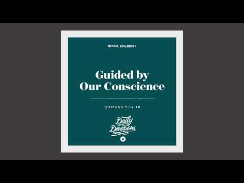 Guided by Conscience - Daily Devotion