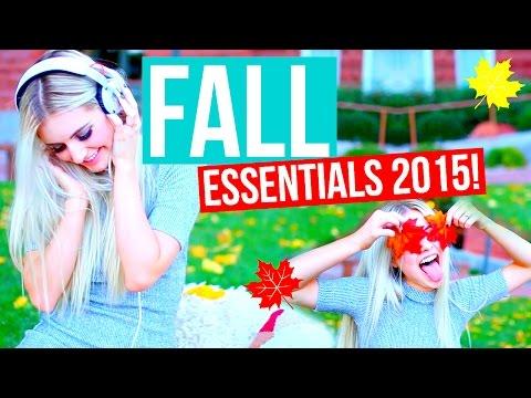 Fall Inspiration 2015! Essentials, Treats & Music! | Aspyn Ovard - UCR1EMxu9anmg7DhJBxNUbsA
