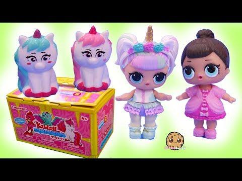Color Change Squishies ! Kawaii Squeezie Unicorns Surprise Blind Bags - UCelMeixAOTs2OQAAi9wU8-g