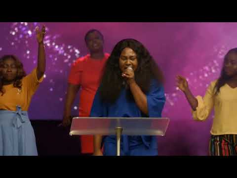 Amazing Praise at the MADE FOR MORE CONFERENCE 2019
