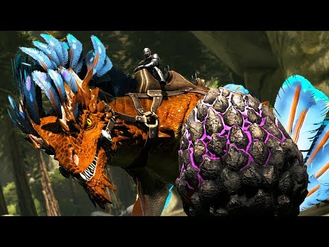 ARK: Survival Evolved - TAMING A ROCK DRAKE!! (ARK Aberration) - UC2wKfjlioOCLP4xQMOWNcgg