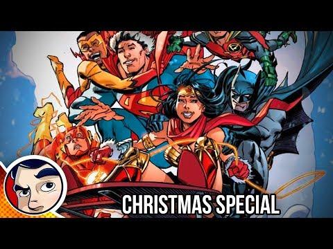 "DC Holiday's ""Batman, Green Arrow, SGT Rock, Wonder Woman"" - Rebirth Complete Story | Comicstorian - UCmA-0j6DRVQWo4skl8Otkiw"