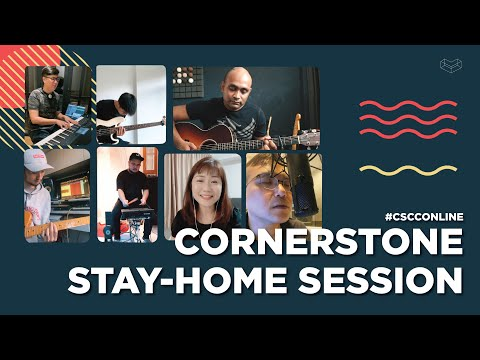 My Healer  CSCC Stay Home Sessions  Cornerstone Community Church  CSCC Online
