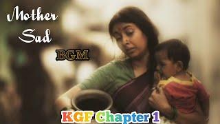 Watch KGF Chapter 1 Movie Mother Sentiment Sad HD BGM Music