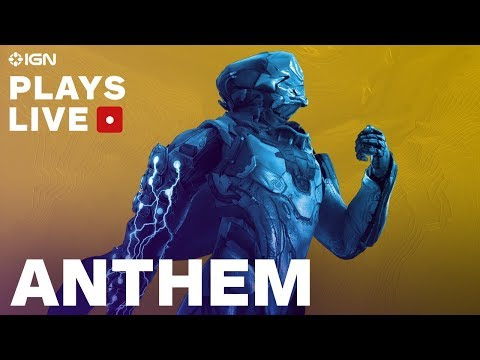 Anthem Live With the Voice of the Female Freelancer, Sarah Elmaleh - IGN Plays Live - UCKy1dAqELo0zrOtPkf0eTMw
