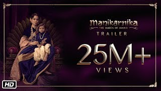 Video Trailer Manikarnika: The Queen of Jhansi
