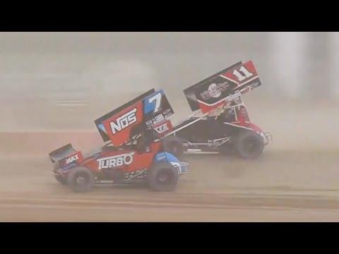Highlights: ASCoC @ Attica Raceway Park 9.04.2021 - dirt track racing video image