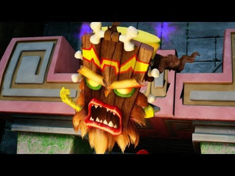 Crash Bandicoot N. Sane Trilogy - All 100% Endings + Final Bosses - default