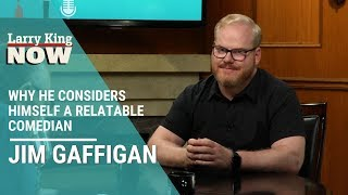 Jim Gaffigan Explains Why He Considers Himself A Relatable Comedian