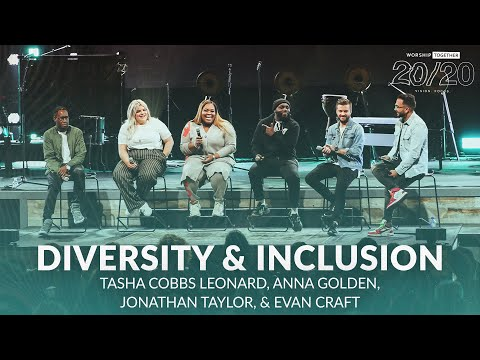 Diversity & Inclusion // Worship Together 2020