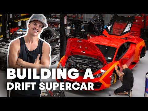 Would You Cut Up A Brand New Lamborghini Huracan? | Drift Lamborghini #2 - UC0mJA1lqKjB4Qaaa2PNf0zg